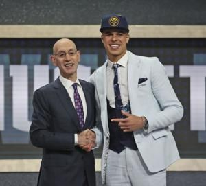 Michael Porter Jr. drops in NBA draft, picked up by Nuggets