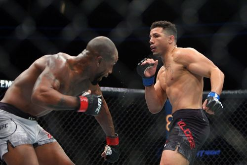 Drakkar Klose didn't take Bobby Green's weigh-in antics, insults personally