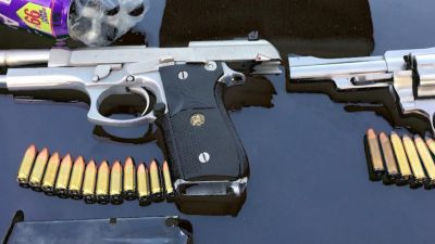 I-Team finds illegal guns in Baltimore coming from out of state