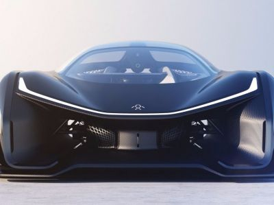 Faraday Future Is Finally Unveiling Its Incredibly Hyped Car