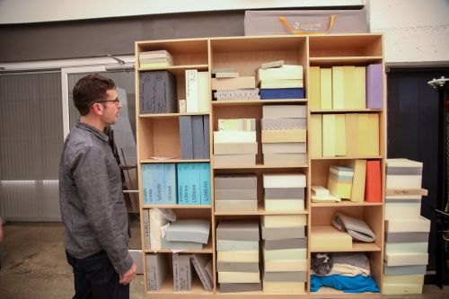 We went inside Casper's mattress-testing lab in San Francisco - here's what we saw