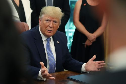 Trump accuses Democrats of inaction on border security hours after House passes funding bill