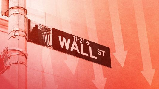 Stock market plummets for third time this week; on pace for worst week since 2008