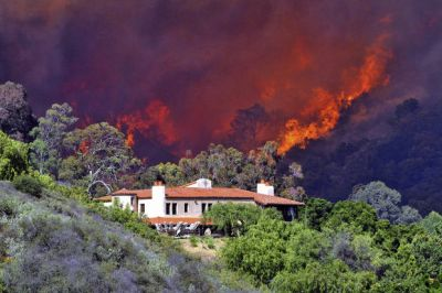 Cause of most US wildfires traced to people, study finds