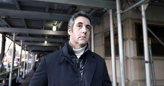 Cohen acknowledges rigging polls for Trump in 2014 and 2015