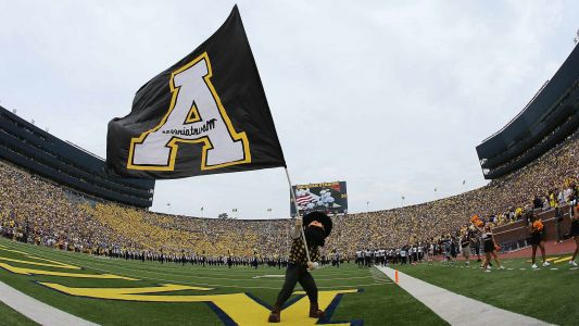 App State hires N.C. State OC Eliah Drinkwitz as next coach