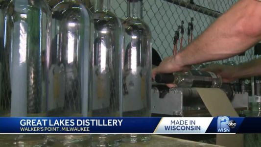 Made in Wisconsin: Distilling spirits in Walker's Point