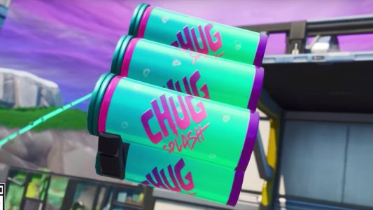 Fortnite patch notes 9.30: Hello Chug Splash, goodbye Boom Bow