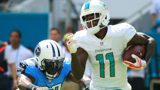 NFL trade rumors: Dolphins want third-round pick in return for WR DeVante Parker