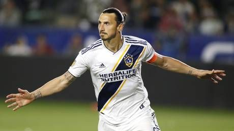 'A true Hollywood entertainer:' Zlatan Ibrahimovic hits 'perfect hat-trick' in LA derby
