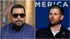 Ice Cube Burns Eric Trump For Tweeting Fake Photo Of Him And 50 Cent