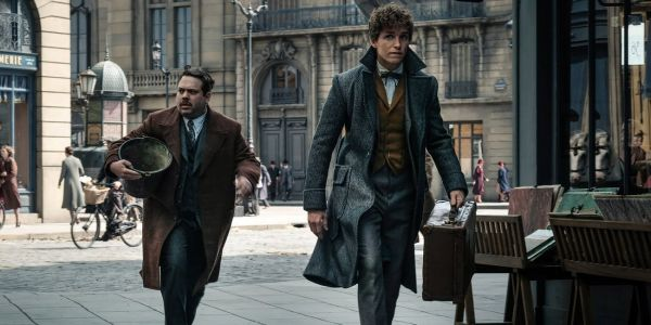 'Fantastic Beasts 2' earns a weekend-winning $62 million, but it's the lowest domestic opening ever for a 'Harry Potter' film