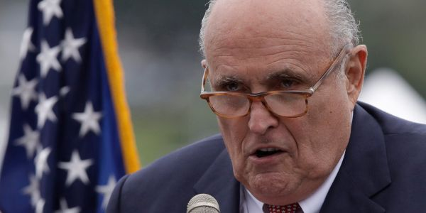 Rudy Giuliani tries to clarify his viral 'truth isn't truth' remark by saying it wasn't meant 'as a pontification on moral theology '