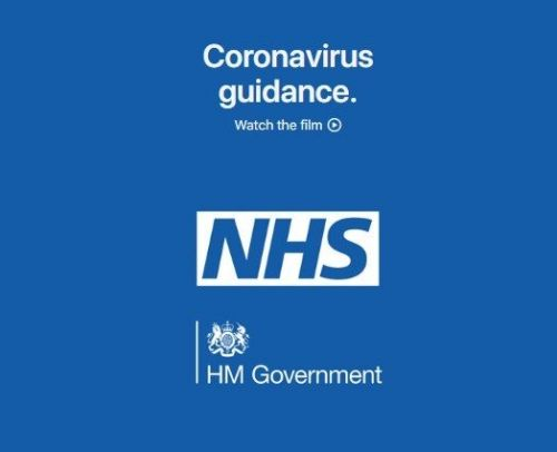 Apple updates France and UK websites with government coronavirus content