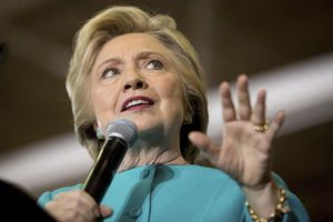 AP-GfK Poll: Clinton advantage fueled by growing enthusiasm
