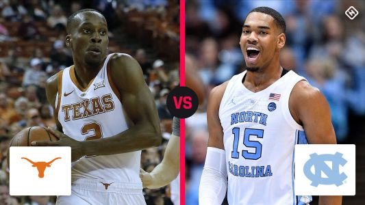 North Carolina vs. Texas: Tip-off time, how to watch Continental Tire Las Vegas Invitational