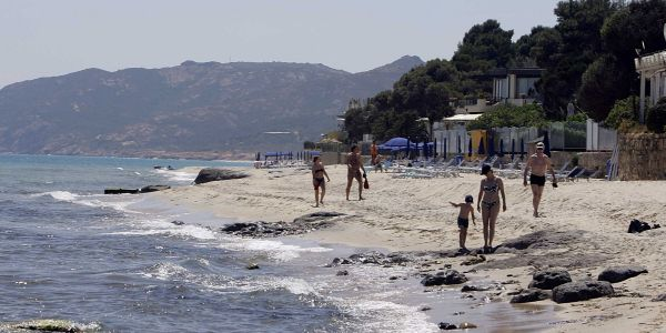 A French couple could face jail time for taking 90 pounds of sand from a popular Italian island as a souvenir