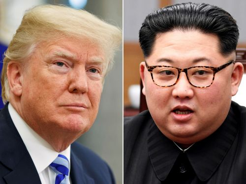 S. Korea's president says N. Korean leader Kim committed to summit with President Trump and complete denuclearization