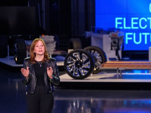 Why GM CEO Mary Barra's $27 billion bet on making GM an electric-only vehicle company by 2035 is the biggest swing an American automaker has taken in decades