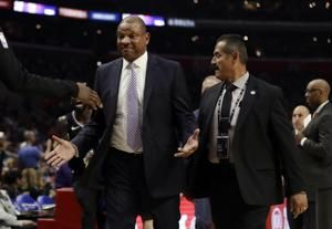 Doc Rivers denies Lakers coaching rumors