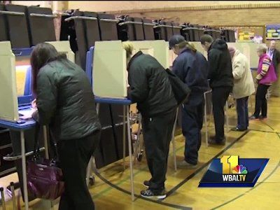 Early voting set to start this week in Maryland