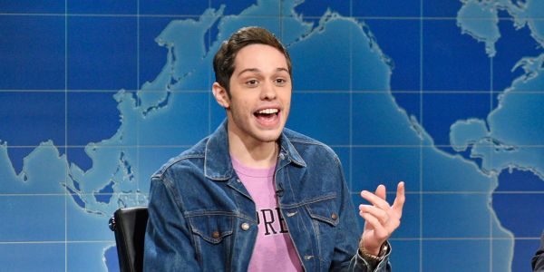 Pete Davidson deleted his Instagram after making a disturbing post and weighing in on a debate between Kanye West and Ariana Grande