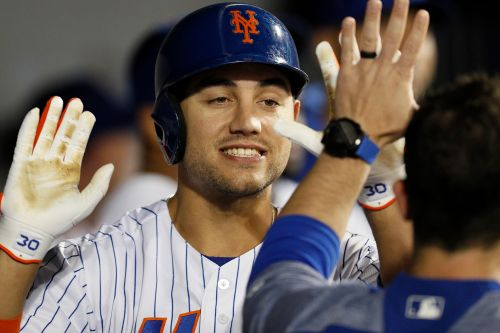 Michael Conforto awaiting one final check before Mets return