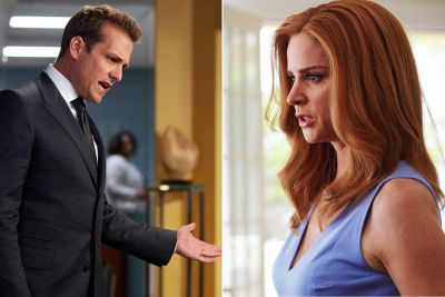 There's a lot of reeling and dealing in new season of 'Suits'