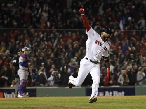 Red Sox take World Series Game 1 over Dodgers