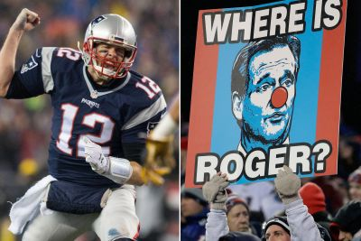 This Tom Brady is old, angry and the greatest