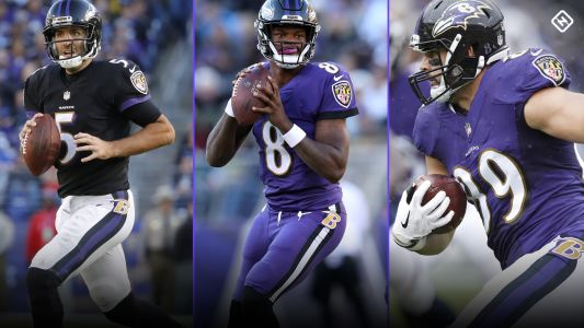 Week 11 Fantasy Sleepers: Joe Flacco , other Ravens look like good 'starts'