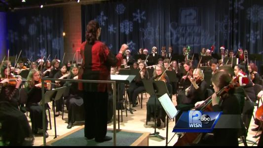 Milwaukee Youth Symphony Orchestra students say they learn more than just music