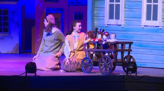 Original musical hosts world premiere at Rose Theater