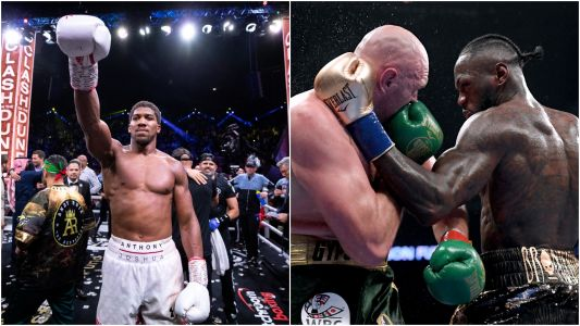 Saudi Arabia an option for Anthony Joshua bout vs. Tyson Fury or Deontay Wilder, says Eddie Hearn