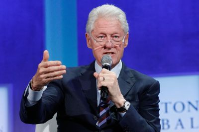Emails show Clinton aides scrambling over book about Bill's 'Energizer'