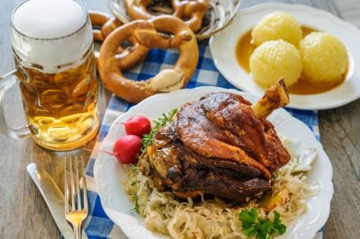Germany bans meat from all official functions