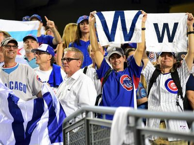 Nate Silver's World Series projection is out and the Chicago Cubs are an enormous favorite