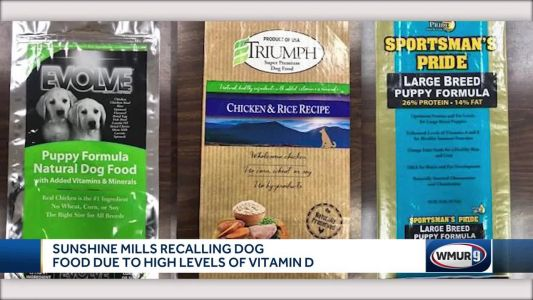 Massive dog food recall over toxic vitamin D levels expanded