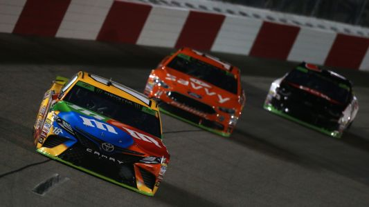 NASCAR results at Richmond: Kyle Busch comes from behind to win again in Virginia