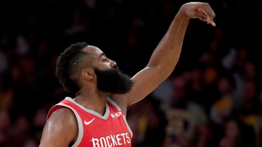 Lakers coach Luke Walton has one goal for Rockets matchup: Keep James Harden under 50