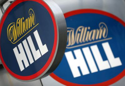 Britain's William Hill profit trails in at bottom of forecast range