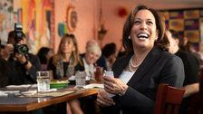 Kamala Harris Offers Sweeping Plan To Dock Companies That Don't Pay Women Equally