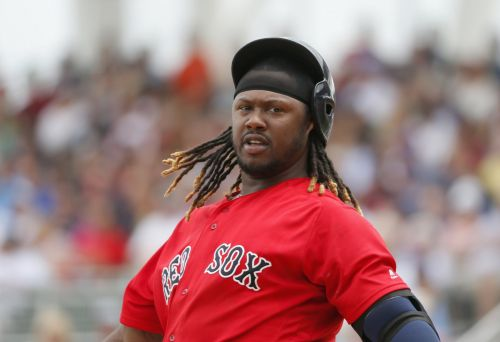 Red Sox part ways with Hanley Ramirez