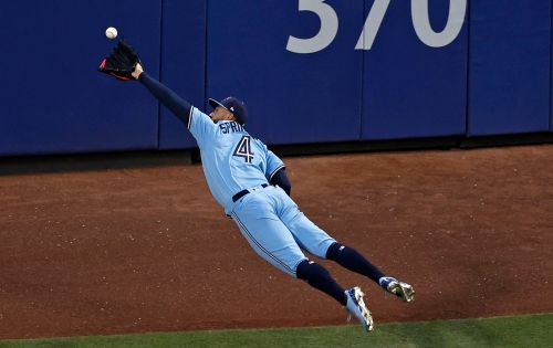 Blue Jays' George Springer shows in one play what Mets are missing