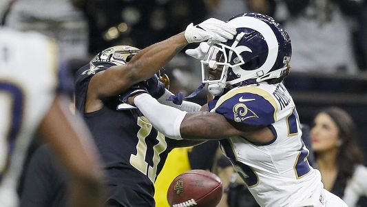 NFL Playoffs 2019: Pass-interference calls could become reviewable after Saints-Rams debacle