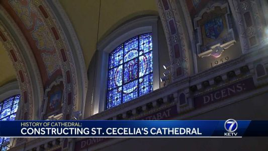 The architecture of Omaha's St. Cecilia Cathedral