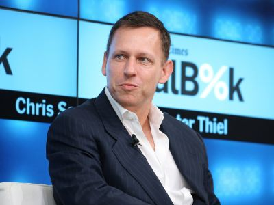 Billionaire Trump backer Peter Thiel: A lot of Silicon Valley is too uptight about sex