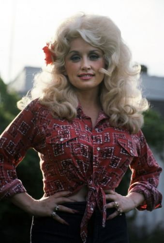Vintage Dolly Parton interview shows she's been in on the joke this whole time