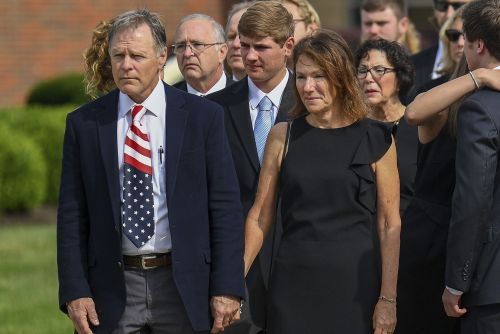Otto Warmbier's parents call out North Korea: 'They're terrorists'