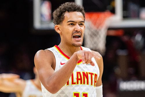 Trae Young needed just three games to match Steph Curry feat